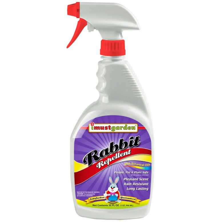 Rabbit Repellent Spray 32 Oz Outdoor Showplace